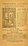 November 1918 League Leaflet by Apostleship of Prayer