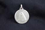 Reliquary containing a relic of Saint Mother Frances Cabrini