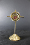 Reliquary containing a relic of Saint John Vianney