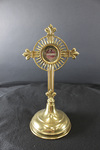 Reliquary containing a relic of Saint Clare of Assisi