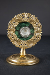 Reliquary containing a relic of Saint Elizabeth Ann Seton