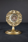 Reliquary containing a relic of Pope Saint Pius X