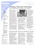 Voices Raised, Issue 08 by University of Dayton. Women's Center