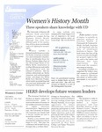 Voices Raised, Issue 11 by University of Dayton. Women's Center