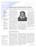 Voices Raised, Issue 12 by University of Dayton. Women's Center
