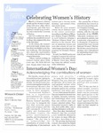 Voices Raised, Issue 15 by University of Dayton. Women's Center