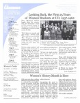Voices Raised, Issue 19 by University of Dayton. Women's Center