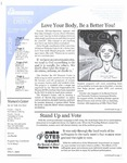 Voices Raised, Issue 21 by University of Dayton. Women's Center
