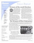Voices Raised, Issue 22 by University of Dayton. Women's Center