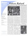 Voices Raised, Issue 30 by University of Dayton. Women's Center