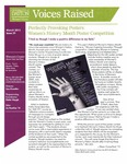 Voices Raised, Issue 39 by University of Dayton. Women's Center
