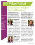 Voices Raised, Issue 41 by University of Dayton. Women's Center