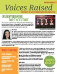 Voices Raised, Issue 51 by University of Dayton. Women's Center