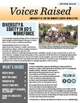 Voices Raised, Issue 53 by University of Dayton. Women's Center