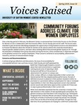 Voices Raised, Issue 54