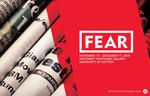 Postcard: 'Fear' by Krista Franklin