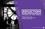 Postcard: 'Reflection' by University of Dayton