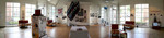 "Installation View: 'Hypermediacy' by Seth Wade, Matthew Burgy, and Chris ""etch"" Weyrich"