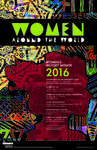2016 Women's History Month 1st Place Poster by University of Dayton